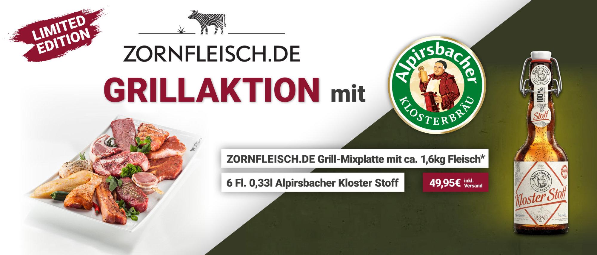 Alpirsbacher Grillaktion