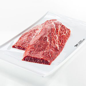 US Flat Iron Steak 2x ca. 600g