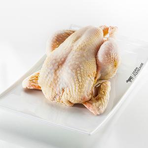 Hähnchen Label Rouge ca. 1,2kg - Vorschau Bild 1