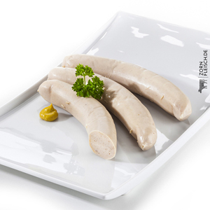 Weiße Grillwurst 5x ca.120g