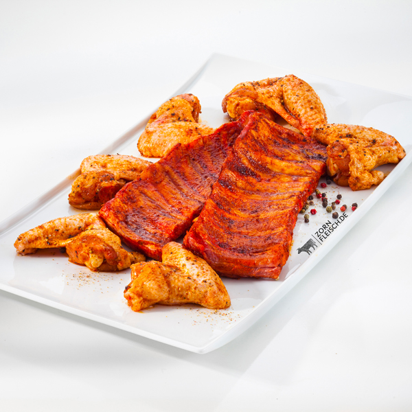 SUPER BOWL - Fleischpaket